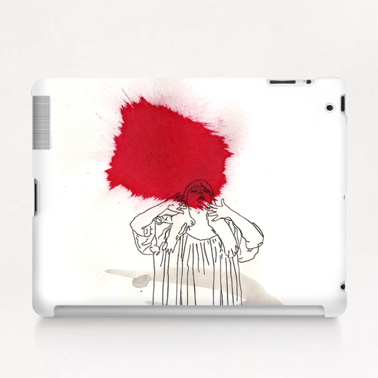 La Diva Tablet Case by Pierre-Michael Faure