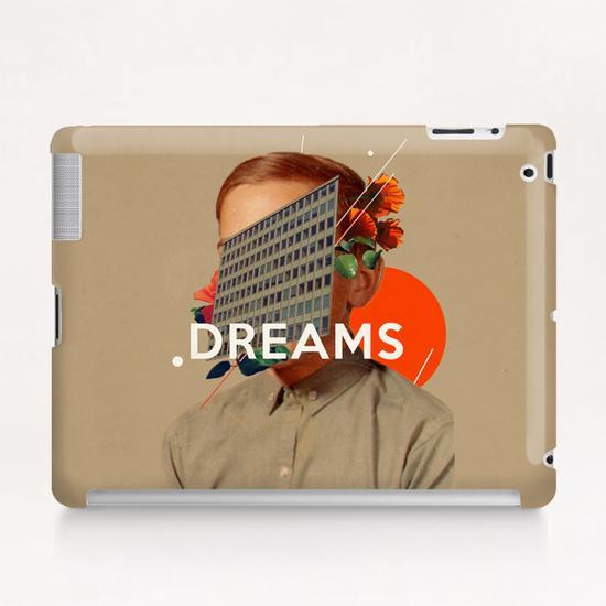 Dreams Tablet Case by Frank Moth
