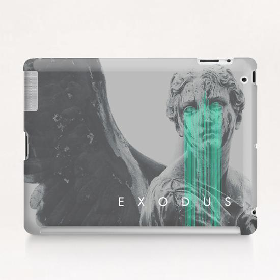 Exodus Tablet Case by Frank Moth