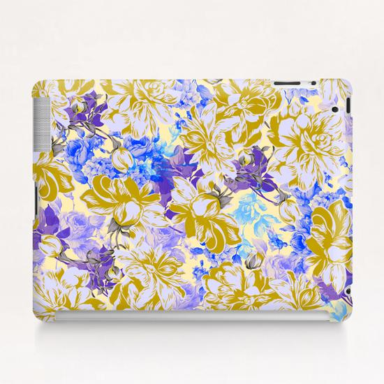FLOWERY II Tablet Case by mmartabc