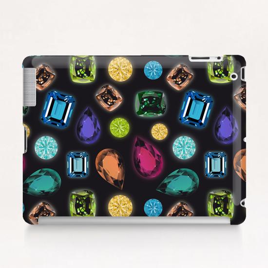 Gemstones Tablet Case by vannina