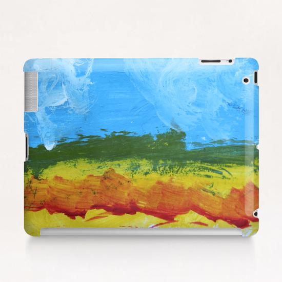 Hauts Plateaux Tablet Case by Malixx