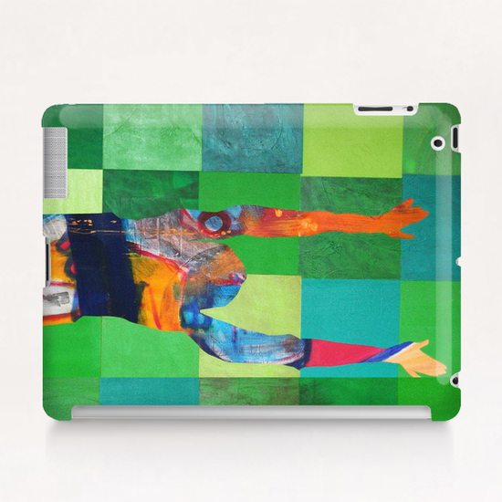 Jump Tablet Case by Pierre-Michael Faure