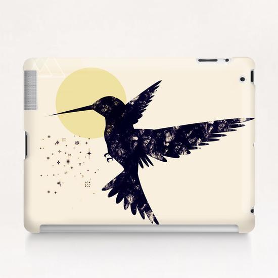 Bird X Tablet Case by Amir Faysal