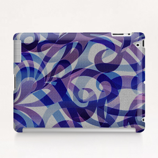 Floral Abstract G4 Tablet Case by MedusArt