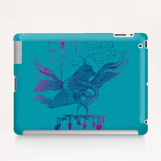 la Tablet Case by Laurene