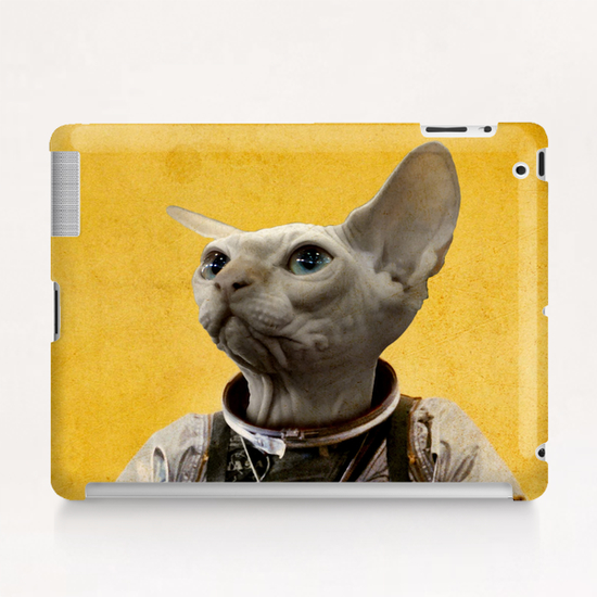 Proud astronaut Tablet Case by durro art
