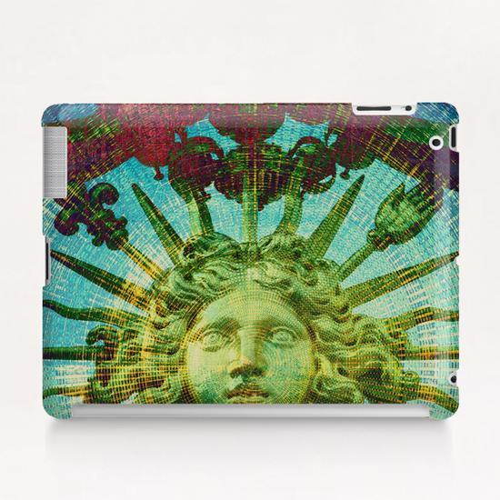 Le Roi Soleil Tablet Case by Malixx