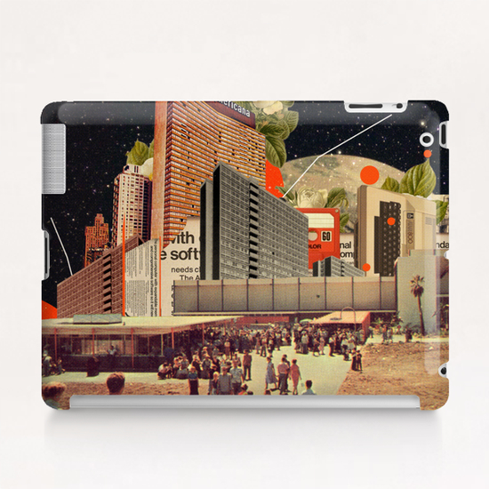 Software Road Tablet Case by Frank Moth