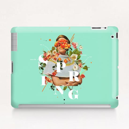 Spring Tablet Case by Frank Moth
