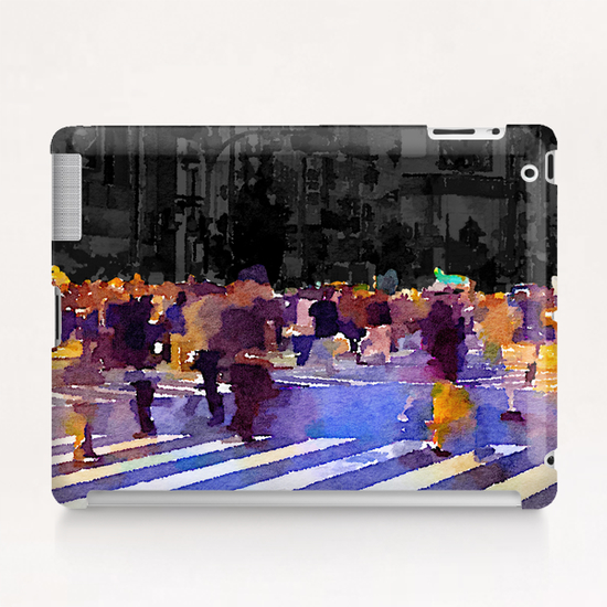 One evening in Tokyo Tablet Case by Malixx