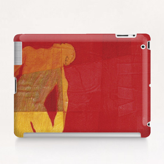 Tension Tablet Case by Pierre-Michael Faure