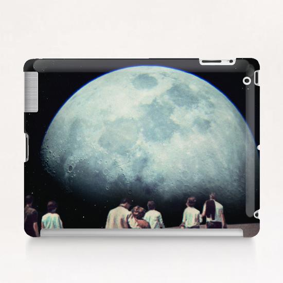 Way Back Home Tablet Case by Frank Moth