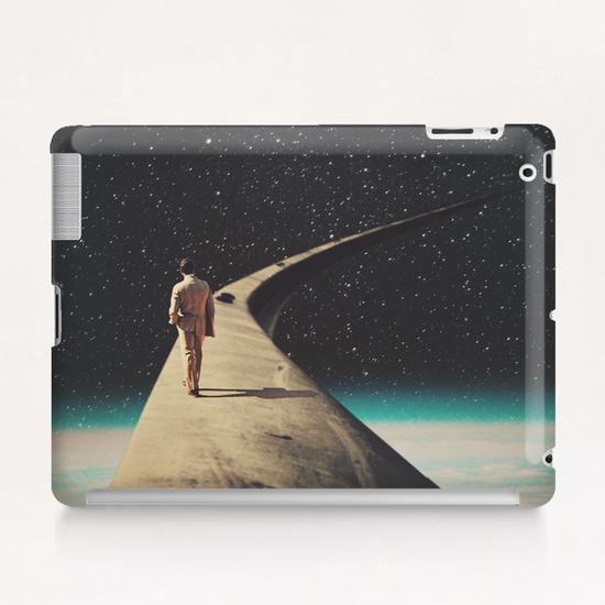We Chose This Road My Dear Tablet Case by Frank Moth