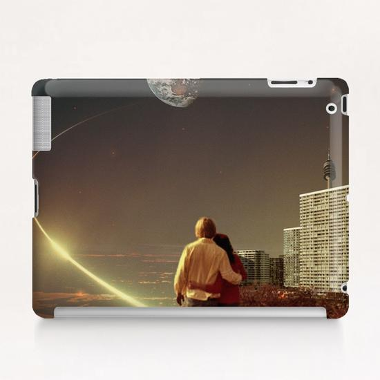 We Used To Live There, Too Tablet Case by Frank Moth