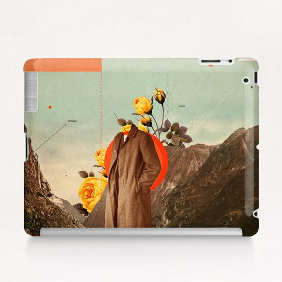You Will Find Me There Tablet Case by Frank Moth