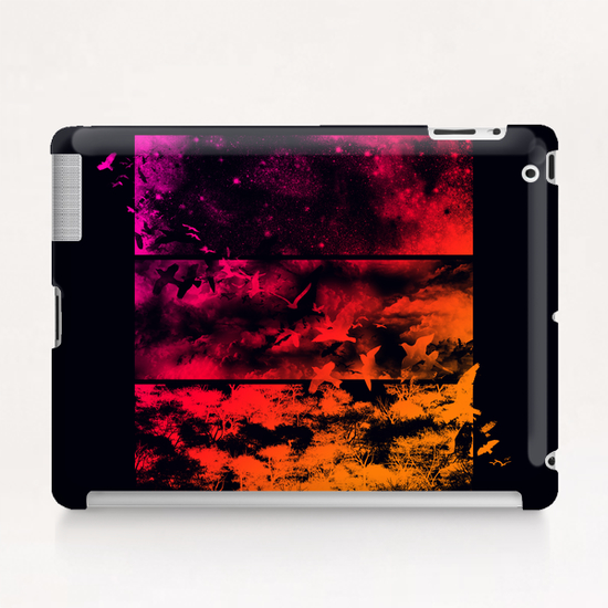 Across The Atmosphere Tablet Case by Tobias Fonseca