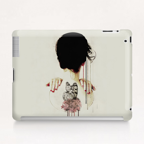 Portrait - Backage Tablet Case by Galen Valle