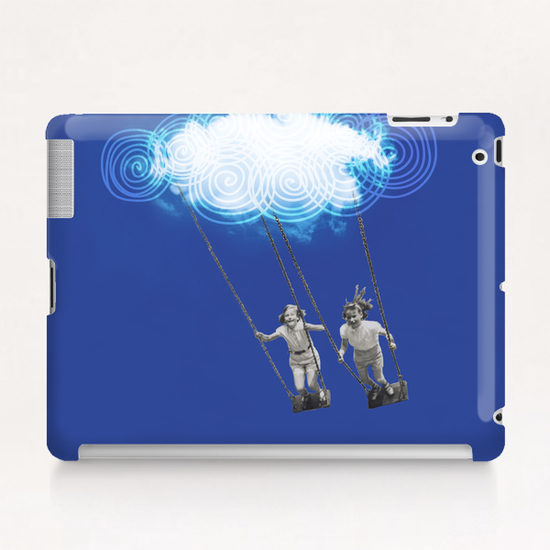 V&C in the sky Tablet Case by tzigone