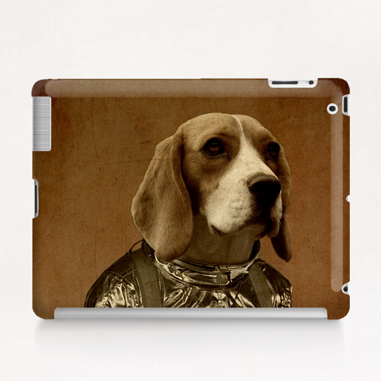 Beagle Tablet Case by durro art