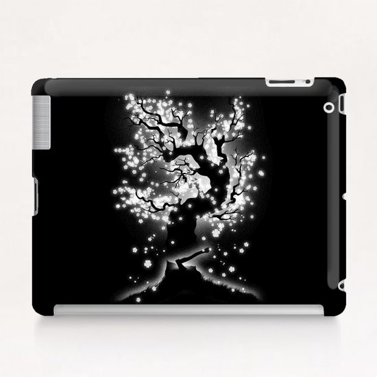Beauty Cannot Be Interrupted Tablet Case by Tobias Fonseca