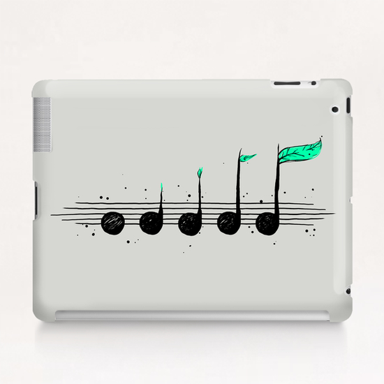 Biosphere Orchestra Tablet Case by Tobias Fonseca
