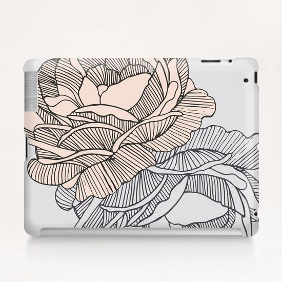 BLOOMS Tablet Case by mmartabc