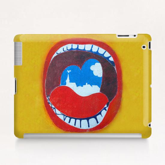 Souvenir de Province Tablet Case by Georgio Fabrello