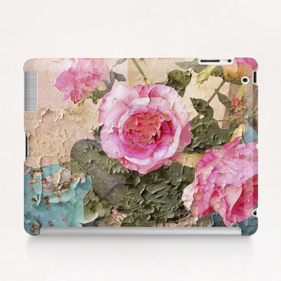 Roses de Lourmarin Tablet Case by Ivailo K