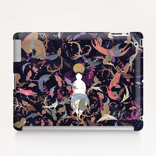Chaos Tablet Case by Florehenocque