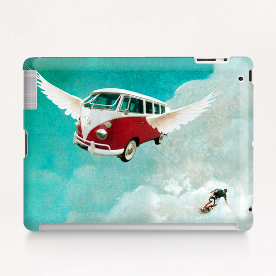 Sky-surf Tablet Case by tzigone