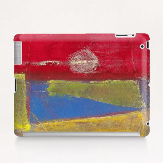 Coucher de Soleil Tablet Case by Pierre-Michael Faure