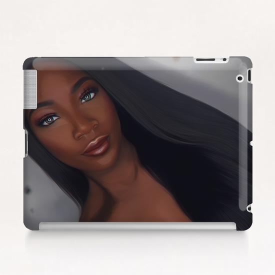 Dark Beauty Tablet Case by AndyKArt