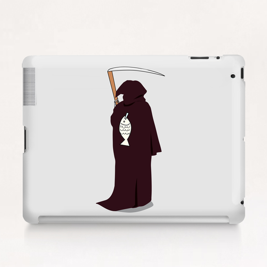 Deathjoke Tablet Case by Alex Xela