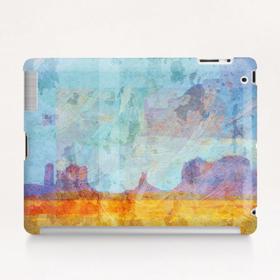 Monument VAlley Tablet Case by Malixx