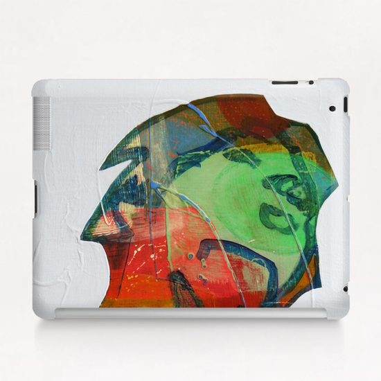 Feeling Tablet Case by Pierre-Michael Faure