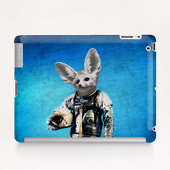 Fennec the captain Tablet Case by durro art
