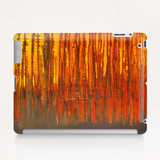 Forest Tablet Case by di-tommaso