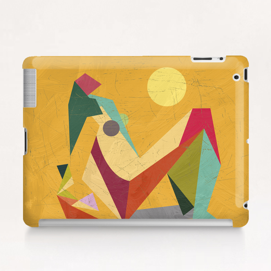 Glaring Sunlight Tablet Case by Vic Storia