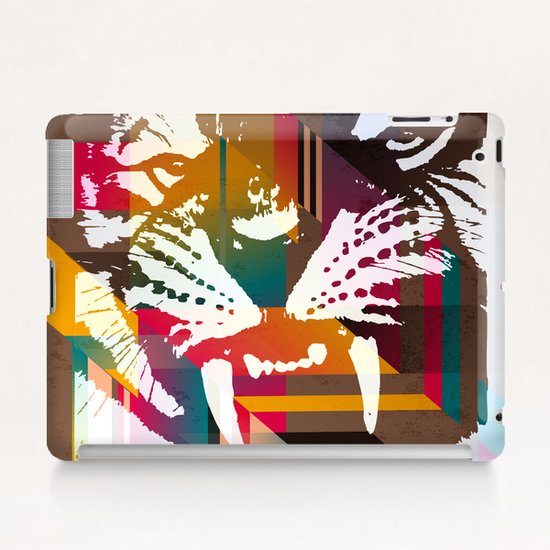 Roar! Tablet Case by Vic Storia