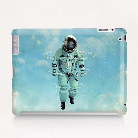 Crystallization 3 Tablet Case by Seamless