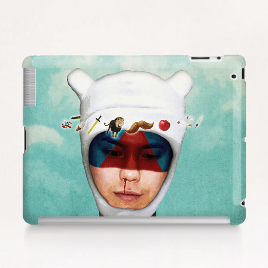 adventurous mind Tablet Case by Seamless