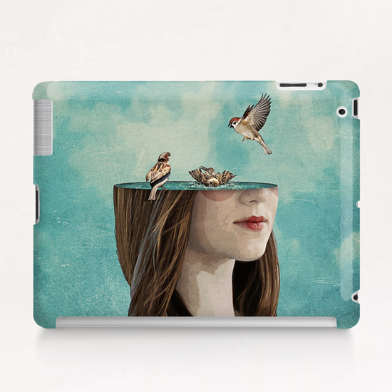Bathers Tablet Case by Seamless