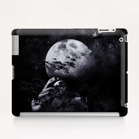 Dark of the Moon Tablet Case by dEMOnyo