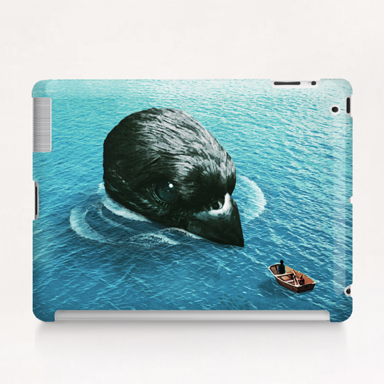 lost at sea Tablet Case by Seamless