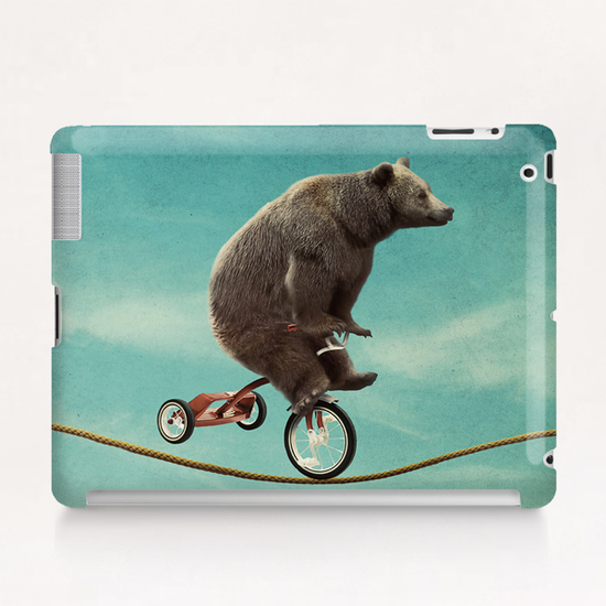 Balancing  Act Tablet Case by Seamless