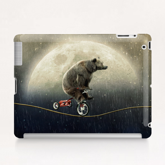 Balancing Act (Under the Weather) Tablet Case by Seamless