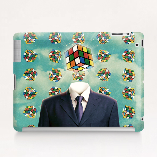 Cubism Tablet Case by Seamless
