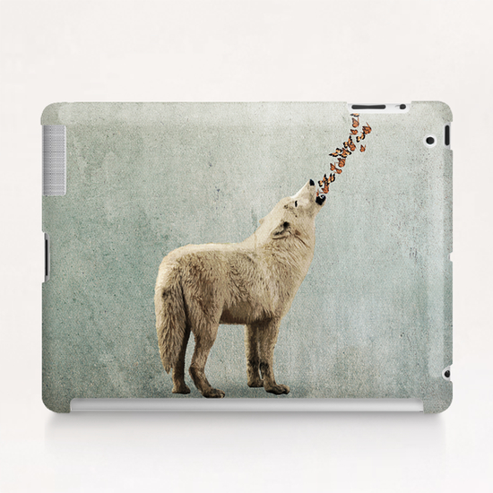 Howl Tablet Case by Seamless