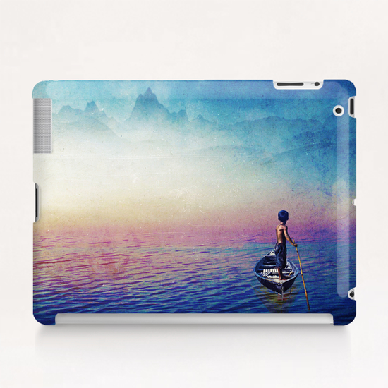 Somewhere Tablet Case by Seamless